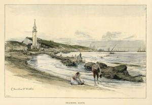 Charles W. Wyllie, Αιγιαλός Ζακύνθου, 1892